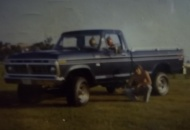 spring 76' I added headers, duals,and alum. wheels and 12.50 tires.