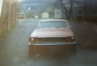 390 hi performance, 4 speed car, 3:91 gears, candy apple red . 1975 pic