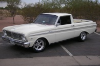 The White Ranchero
