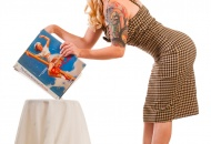 Pinup promo shoot