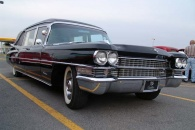 Hearsela - 1963 Cadillac S&S Hearse