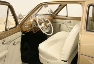 Currently finishing install of complete 1966 T'bird interior, in black.
