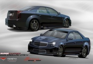 Cadillac CTS for Barry's Speed Shop customer