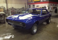 68 Camaro we are finishing up for a customer.
