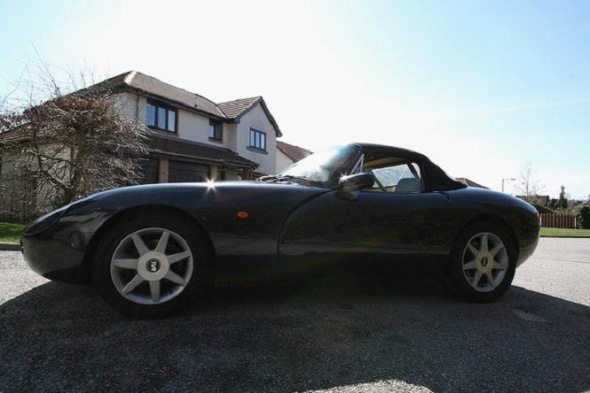 TVR Griffith is Your Chance to Own a Legend