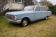 Aussie 1965 Ford Falcon Wagon